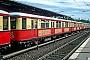 """Dessau ? - S-Bahn Berlin """"477 104-4"""" 18.08.1997 Berlin-Charlottenburg,Bahnhof [D] Ernst Lauer"""
