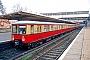 """Dessau ? - S-Bahn Berlin """"477 160-6"""" 08.04.2000 Berlin,BahnhofOstkreuz [D] Ernst Lauer"""