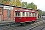 """Dessau 3046 - HSB """"T 1"""" 08.10.2010 Wernigerode,BahnhofWesterntor [D]  Harzer Schmalspurbahnen GmbH"""