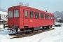 "Dessau 3099 - SWEG ""VB 4"" 05.03.1984 - Oberharmersbach-Riersbach, BahnhofIngmar Weidig"