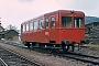 """Dessau 3099 - SWEG """"VB 4"""" __.__.1984 Oberharmersbach-Riersbach,Bahnhof [D] Joachim Lutz"""