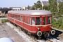 "Düwag 13142 - HEF ""VT 60 531"" 02.10.1987 Hamm(Westfalen),BahnhofHammRLE [D] Christoph Beyer"