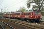 """Esslingen 18925 - DB """"455 405-1"""" 28.04.1982 BadFriedrichshall-Jagstfeld,Bahnhof [D] Martin Welzel"""