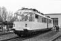 """Fuchs ? - DB """"491 001-4"""" 08.05.1975 Minden(Westfalen),Bundesbahnzentralamt [D] Klaus Görs"""