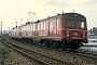 """Fuchs ? - DB """"455 106-5"""" 28.04.1982 Mosbach,Bahnhof [D] Martin Welzel"""