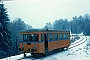 """Gotha 28058 - WEG """"T 02"""" 25.02.1979 Gönningen [D] Werner Peterlick"""