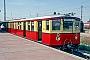 """LHB ? - DB AG """"475 069-1"""" 05.08.1994 Oranienburg,Bahnhof [D] Ernst Lauer"""