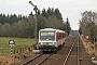 "LHB 140-2 - DB Fernverkehr ""928 501"" 13.03.2018 Langenhorn(Schleswig) [D] Peter Wegner"