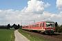 """LHB 141-2 - DB Regio """"928 502-4"""" 09.04.2006 - Meerbusch-OsterathPatrick Böttger"""