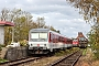 "LHB 148-1 - DB Fernverkehr ""628 509"" 19.10.2018 Niebüll,Bahnhof [D] Peter Wegner"