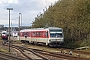 "LHB 151-1 - DB Fernverkehr ""628 512"" 19.10.2020 Westerland(Sylt),Bahnhof [D] Peter Wegner"