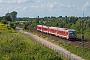 "LHB 160-1 - DB Regio ""628 521-7"" 28.07.2007 - Meerbusch-OsterrathMalte Werning"