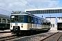 """LHW 111208/7 - DB """"471 134-7"""" 08.06.1985 Stuttgart-BadCannstatt,Ausbesserungswerk [D] Stefan Motz"""