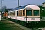 """MaK 512 - AVG """"VB 475"""" 03.04.1995 Bruchsal,Bahnhof [D] Peter Merte"""