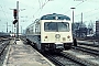 "MaK 519 - DB ""627 001-1"" 31.03.1977 Augsburg,Hauptbahnhof [D] Martin Welzel"