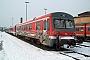 "MaK 520 - DB Regio ""627 002-9"" 19.02.2005 - Tübingen, BahnbetriebswerkMathias Welsch"