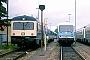 "MaK 524 - DB""627 101-9"" 02.07.1989 - Kempten (Allgäu), Bahnbetriebswerk Malte Werning"