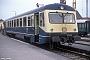 "MaK 527 - DB ""627 104-3"" 03.04.1991 - Landsberg (Lech), BahnhofArchiv Ingmar Weidig"