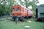 """MAN 123917 - BSW """"885 706-2"""" 22.09.1999 Freiburg,Bahnbetriebswerk [D] Ernst Lauer"""