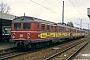 "MAN 127290 - DB ""455 407-7"" 28.04.1982 Neckarelz,Bahnhof [D] Martin Welzel"