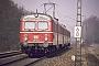 """MAN 127299 - DB """"425 410-2"""" 01.03.1985 Heidelsheim [D] Joachim Lutz"""
