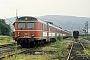 "MAN 128140 - DB ""455 102-4"" 11.07.1985 Heidelberg,Bahnbetriebswerk [D] Malte Werning"