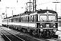 """MAN 128141 - DB """"455 103-2"""" 20.04.1976 Bietigheim,Bahnhof [D] Klaus Görs"""