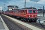 """MAN 128142 - DB """"455 104-0"""" 29.03.1977 Stuttgart,Hauptbahnhof [D] Martin Welzel"""