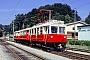 "MAN ? - SVB ""ET 7"" 09.08.1986 Oberndorf,SVB-Bahnhof [A] Ernst Lauer"