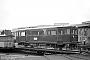 "Talbot 78007 - OHE ""DT 0502"" 07.12.1958 Celle,OHE-BahnbetriebswerkCelle-Nord [D] Archiv Ludger Kenning"