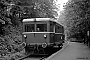 """Talbot 78007 - VEH """"VT 6"""" __.__.1984 - Essen-Kupferdreh, Endpunkt """"Haus Scheppen"""" der HespertalbahnMartin Tüshaus"""