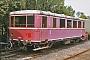 """Talbot 79967 - BOE """"VB 824"""" 11.06.1983 Harsefeld,Bahnhof [D] K.-D. Hensel (Archiv M. Werning)"""