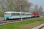 """VEB Bautzen 6/1963 - UBB """"771 013-0"""" 25.04.2008 Zinnowitz(Usedom),Bahnhof [D] Ralf Lauer"""