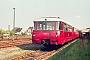 10.05.1991 - Haldensleben, Bahnbetriebswerk