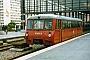 """VEB Bautzen 35/1964 - DR """"171 065-6"""" __.__.1987 - Berlin, Bahnhof ZooClaus Wilhelm Tiedemann"""