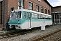 "VEB Görlitz 020711/40 - DB Regio ""772 140-0"" 27.08.2005 Erfurt,Bahnbetriebswerk [D] Ralf Lauer"