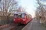 """VEB Görlitz 020711/41 - PRESS """"772 141-8"""" 14.03.2020 Lauterbach(Rügen),HaltepunktLauterbachMole [D] Peter Wegner"""
