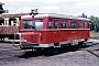 """Wismar 20216 - WZTE """"T 145"""" 13.06.1970 Zeven,Bahnbetriebswerk [D] Helmut Philipp"""