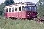 Wismar 20233 - Privat 17.08.1984 Amstetten(Württemberg),Bahnhof [D] Ingmar Weidig