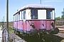 """Wismar 21104 - DR """"190 832-6"""" 17.05.1992 Jerichow,Bahnhof [D] Stefan Motz"""