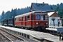 """Wismar 21132 - HSB """"NWE T 3"""" 18.08.2002 Wernigerode,BahnhofDrei-Annen-Hohne [D] Archiv Ingmar Weidig"""