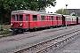 "Wismar 21132 - HSB ""NWE T 3"" 04.10.2009 Wernigerode-Hasserode,Bahnhof [D] Klaus Hentschel"