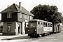 "Wismar 21148 - MEG ""T 13"" 19.07.1969 Lichtenau-Ulm,Bahnhof [D] Joachim Petersen (Archiv Ludger Kenning)"
