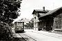 """Wismar 21148 - MEG """"T 13"""" 20.07.1969 Vimbuch,Bahnhof [D] Joachim Petersen (Archiv Ludger Kenning)"""