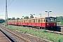 """WUMAG ? - S-Bahn Berlin """"475 607-8"""" 03.06.1997 Oranienburg,Bahnhof [D] Ernst Lauer"""