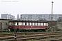 "WUMAG 8399 3/33 - DR ""195 602-8"" 24.03.1991 Aschersleben,Rangierbahnhof [D] Stefan Motz"
