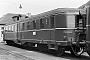 """WUMAG 8400 3/34 - DB """"VS 145 006"""" __.05.1967 Bielefeld,Bahnbetriebswerk [D] Richard Schulz (Archiv Christoph und Burkhard Beyer)"""